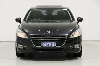 2011 Peugeot 508 Allure HDi Grey 6 Speed Automatic Sedan.