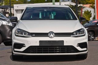 2017 Volkswagen Golf 7.5 MY18 R DSG 4MOTION Grid Edition White 7 Speed Sports Automatic Dual Clutch