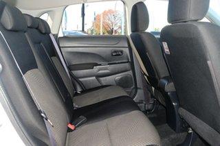 2015 Mitsubishi ASX XB MY15 XLS 2WD White 6 Speed Constant Variable Wagon