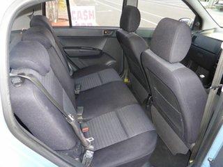 2010 Hyundai Getz TB MY09 S Blue 5 Speed Manual Hatchback