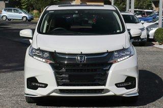 2020 Honda Odyssey RC MY20 VTi-L Platinum White 7 Speed Constant Variable Wagon