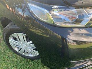 2018 Honda Jazz GF MY18 VTi Crystal Black 1 Speed Constant Variable Hatchback.