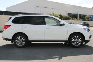 2019 Nissan Pathfinder R52 Series III MY19 ST-L X-tronic 2WD Ivory Pearl 1 Speed Wagon.