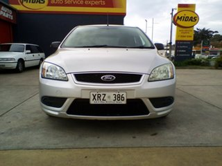 2007 Ford Focus LT Zetec Silver 4 Speed Sports Automatic Hatchback