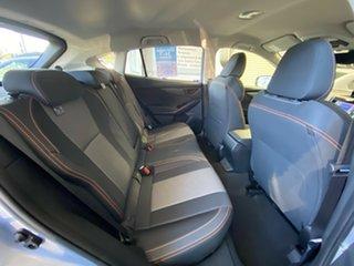 2020 Subaru XV G5X MY20 Hybrid Lineartronic AWD Ice Silver 7 Speed Constant Variable Wagon Hybrid