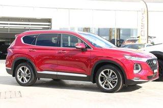 2019 Hyundai Santa Fe TM MY19 Highlander Horizon Red 8 Speed Sports Automatic Wagon.