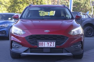 2019 Ford Focus SA 2019.75MY Active Ruby Red 8 Speed Automatic Hatchback.