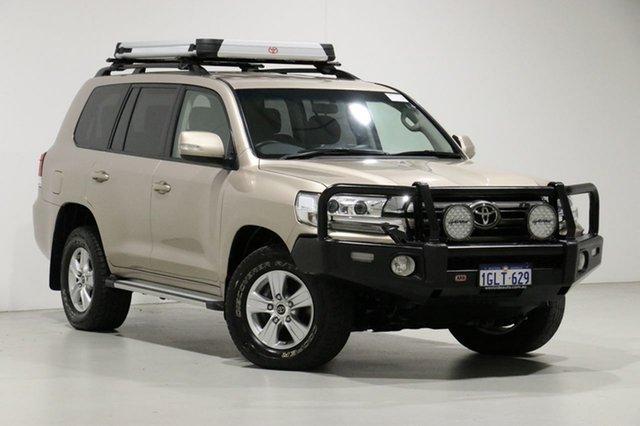 Used Toyota Landcruiser VDJ200R MY16 GXL (4x4), 2018 Toyota Landcruiser VDJ200R MY16 GXL (4x4) Gold 6 Speed Automatic Wagon