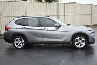 2010 BMW X1 E84 MY11 sDrive18i Steptronic Space Grey 6 Speed Sports Automatic Wagon.