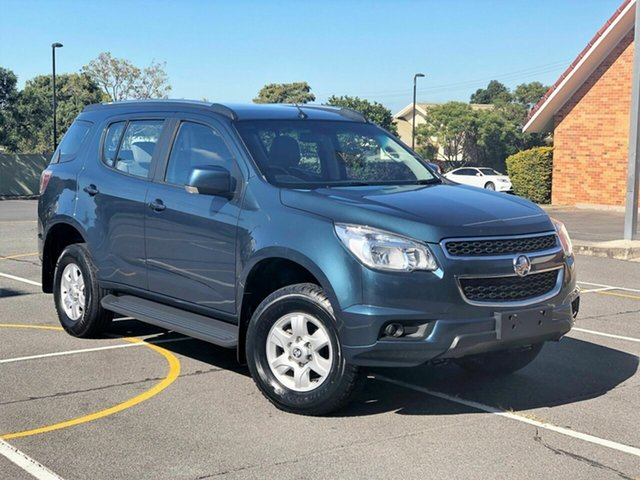 Used Holden Colorado 7 RG MY16 LT, 2016 Holden Colorado 7 RG MY16 LT Blue 6 Speed Sports Automatic Wagon