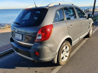 2012 Holden Captiva CG Series II 5 AWD Silent Silver (Metallic) 6 Speed Sports Automatic Wagon.
