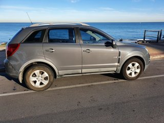 2012 Holden Captiva CG Series II 5 AWD Silent Silver (Metallic) 6 Speed Sports Automatic Wagon