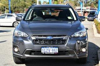 2020 Subaru XV G5X MY20 2.0i Lineartronic AWD Magnetite Grey 7 Speed Constant Variable Wagon
