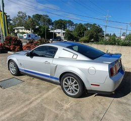 2008 Shelby GT500KR FORD MUSTANG Silver 6 Speed Manual Coupe