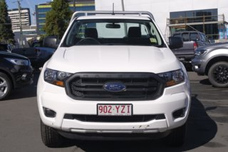 2019 Ford Ranger PX MkIII 2019.00MY XL White 6 Speed Manual Cab Chassis