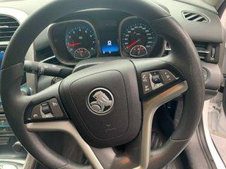 2015 Holden Malibu V300 MY14 CD Summit White 6 Speed Sports Automatic Sedan