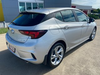 2016 Holden Astra BK MY17 RS Silver 6 Speed Sports Automatic Hatchback.