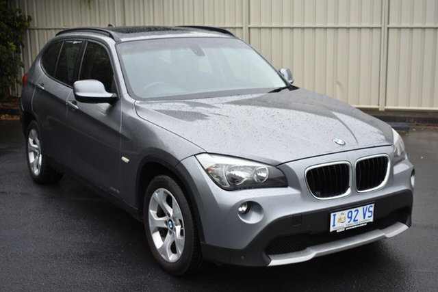 Used BMW X1 E84 MY11 sDrive18i Steptronic, 2010 BMW X1 E84 MY11 sDrive18i Steptronic Space Grey 6 Speed Sports Automatic Wagon