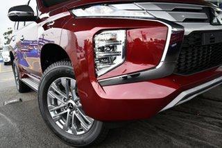 2021 Mitsubishi Pajero Sport QF MY21 GLX U25 8 Speed Sports Automatic Wagon.