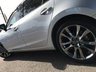 2016 Mazda 6 GJ1032 Atenza SKYACTIV-Drive Silver 6 Speed Sports Automatic Sedan