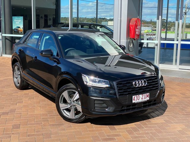 Demo Audi Q2 GA MY19 35 TFSI S Tronic design, 2019 Audi Q2 GA MY19 35 TFSI S Tronic design 7 Speed Sports Automatic Dual Clutch Wagon