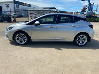 2016 Holden Astra BK MY17 RS Silver 6 Speed Sports Automatic Hatchback