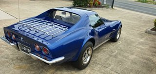 1972 Chevrolet Corvette Stingray Blue 3 Speed Automatic Coupe