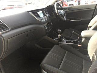 2015 Hyundai Tucson TLE Active 2WD White 6 Speed Manual Wagon