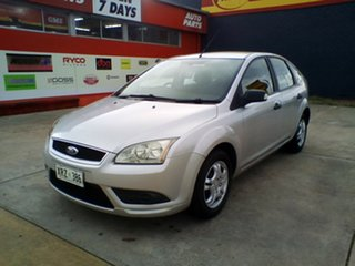 2007 Ford Focus LT Zetec Silver 4 Speed Sports Automatic Hatchback.