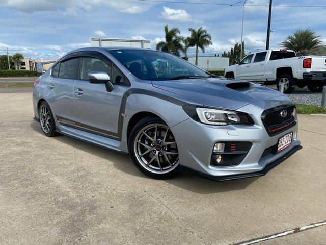 Used Subaru WRX V1 MY16 STI AWD Premium, 2016 Subaru WRX V1 MY16 STI AWD Premium Silver 6 Speed Manual Sedan