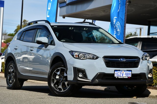Demo Subaru XV G5X MY20 2.0i Premium Lineartronic AWD, 2020 Subaru XV G5X MY20 2.0i Premium Lineartronic AWD Cool Grey Khaki 7 Speed Constant Variable