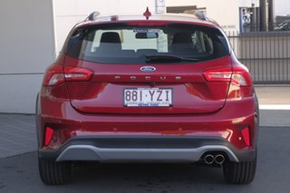 2019 Ford Focus SA 2019.75MY Active Ruby Red 8 Speed Automatic Hatchback