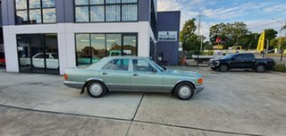 1988 Mercedes-Benz 300 W126 SE Willow Green 4 Speed Automatic Sedan