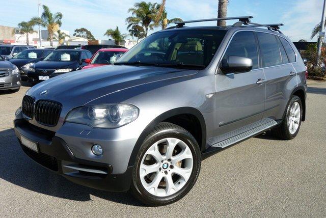 Used BMW X5 E70 Steptronic, 2007 BMW X5 E70 Steptronic Charcoal Grey 6 Speed Sports Automatic Wagon