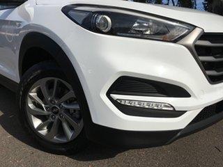 2015 Hyundai Tucson TLE Active 2WD White 6 Speed Manual Wagon.