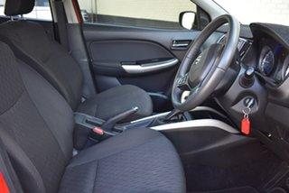 2018 Suzuki Baleno EW GL Red 4 Speed Automatic Hatchback
