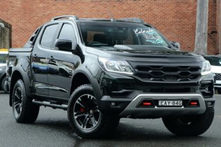2018 Holden Special Vehicles Colorado 82C43 MY19 SportsCat Plus (4x4) Mineral Black 6 Speed.