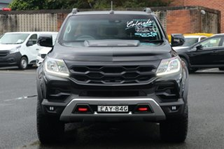 2018 Holden Special Vehicles Colorado 82C43 MY19 SportsCat Plus (4x4) Mineral Black 6 Speed