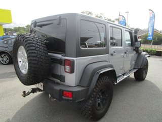 2014 Jeep Wrangler JK MY2015 Unlimited Sport Silver 6 Speed Manual Softtop
