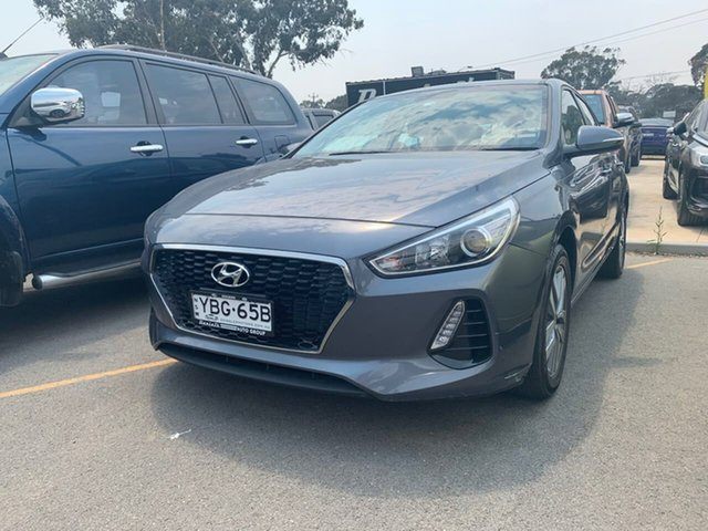 Used Hyundai i30  Active, 2017 Hyundai i30 Active Iron Grey Sports Automatic Hatchback