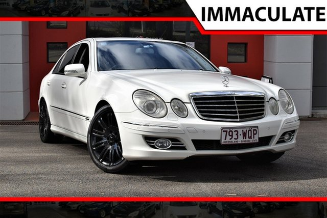 Used Mercedes-Benz E-Class W211 MY07 E280 CDI Avantgarde, 2007 Mercedes-Benz E-Class W211 MY07 E280 CDI Avantgarde 7 Speed Sports Automatic Sedan
