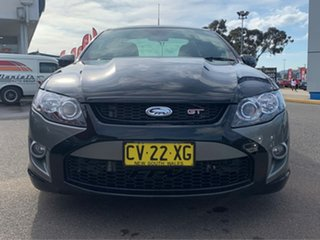 2016 Ford Falcon XR6 Grey Sports Automatic Utility - Extended Cab.