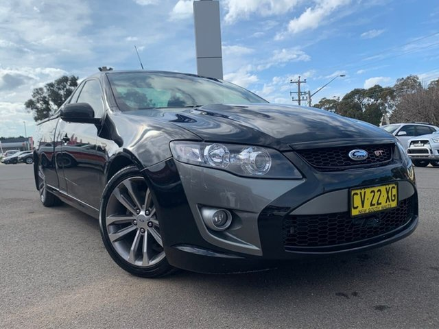 Used Ford Falcon  XR6, 2016 Ford Falcon XR6 Grey Sports Automatic Utility - Extended Cab