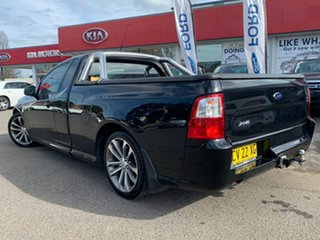 2016 Ford Falcon XR6 Grey Sports Automatic Utility - Extended Cab