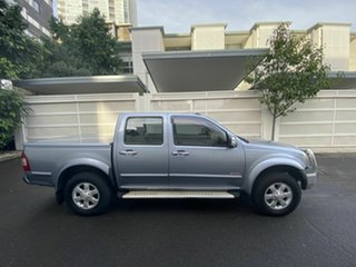 2006 Holden Rodeo RA MY06 LT Crew Cab Blue 5 Speed Manual Utility