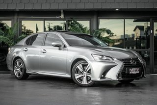 2016 Lexus GS ARL10R GS200t Luxury Silver 8 Speed Sports Automatic Sedan