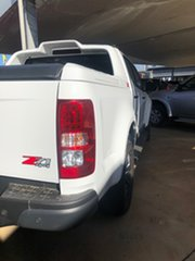 2017 Holden Colorado RG MY17 Z71 (4x4) Summit White 6 Speed Automatic Crew Cab Pickup.