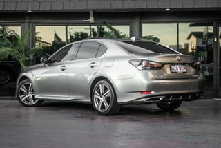 2016 Lexus GS ARL10R GS200t Luxury Silver 8 Speed Sports Automatic Sedan.