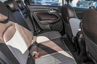 2015 Fiat 500X 334 Lounge AWD Black 9 Speed Sports Automatic Wagon