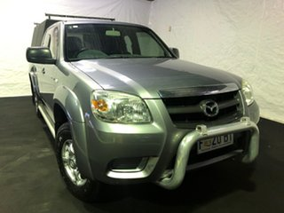 2009 Mazda BT-50 UNY0E4 DX+ Freestyle 4x2 Grey 5 Speed Manual Utility.